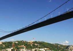أطول جسر معلق في العالم