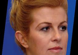 رئيسة كرواتيا مثيرة للجدل