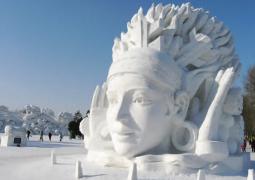 مهرجان الثلج