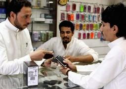 السعودية تحظر على الاجانب بيع الهواتف المحمولة