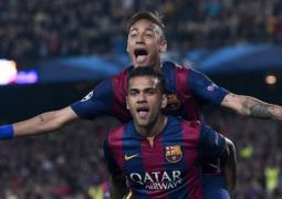 برشلونة إلى الدور ربع النهائي من مسابقة دوري أبطال أوروبا
