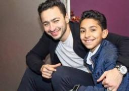 ديو غنائي يجمع حماده هلال ونجم the voice kids في عيد الأم