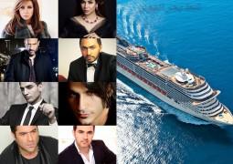 نجوم العالم العربي في شط بحر الهوى