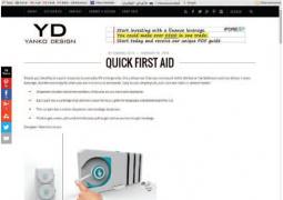 موقع الاسعافات الأولية www.quickfirstaid.com