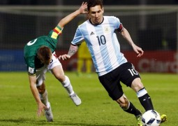 ميسي يقود الأرجنتين إلى تصفيات كأس العالم لكرة القدم 2018