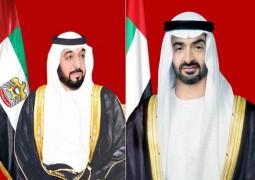 تنفيذا لتوجيهات رئيس الدولة وأوامر محمد بن زايد.. بلدية مدينة أبوظبي بدأت اليوم تسليم المساكن الشعبية إلى المواطنين والمواطنات.