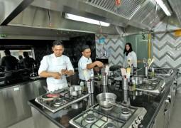 مهرجان دبي للمأكولات يستضيف مشروع كولينري بوتيك للاماراتية حصة القاسم