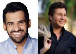حسين الجسمي و هاني شاكر وديو جديد