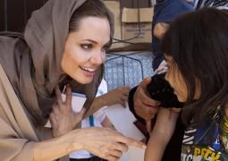 انجلينا جولي في زيارة إلى لبنان