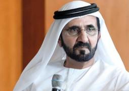 محمد بن راشد يستقبل الأمين العام للإتحاد الدولي للإتصالات