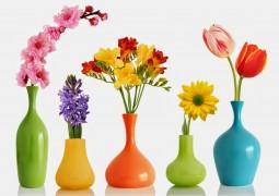كيفية تنسيق الأزهار في المنزل ؟