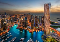 دبي تدخل قائمة المدن العشر الأولى على مستوى العالم في القدرة الاستيعابية بارتفاع عدد الوحدات الفندقية إلى /100/ ألف وحدة الشهر المقبل.