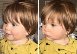 """شاكيرا تفاجىء جمهورها بكشف صورة إبنها """"ساشا"""""""