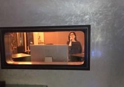 بالصورة.. إليسا تستعد لتسجيل الأغنية الثالثة من ألبومها الجديد