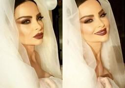 بالصورة- ديانا كرازون هل تزوجت ؟!