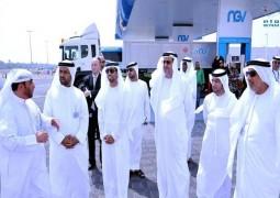 وزير الطاقة : الإمارات رائدة في استخدام التكنولوجيا المتقدمة في مختلف القطاعات خصوصا قطاع الطاقة.