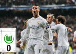 ريال مدريد ينهي أحلام فولفسبورغ ويصل لنصف النهائي بهاتريك