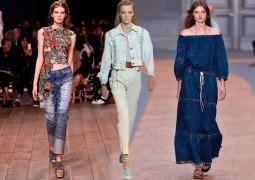 الدنيم الموضة الأبرز في هذا الصيف