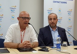 شركة نيرفانا للسياحة و السفر توقع اتفاقية مع عالم فيراري