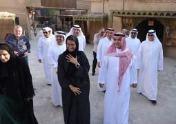الشيخ وليد بن ابراهيم آل إبراهيم يشيد بالبنية التحتية لقطاع الإنتاج في أبوظبي ويَعِدُ بشراكات مستقبلية