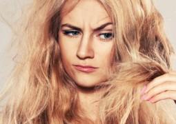 نصائح هامة لمعالجة الشعر التالف