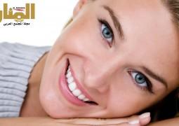 نصائح بسيطة للحصول على اسنان ناصعة البياض