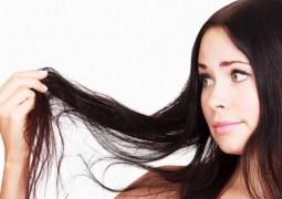 3 خطوات لمعالجة الشعر المتعب والجاف