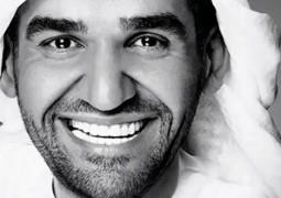 حسين الجسمي يدشن حسابه في «SnapChat»