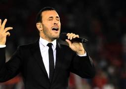 كاظم الساهر يغني «الأمل»من شعر الشيخ محمد بن راشد آل مكتوم