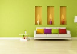 ألوان منزلك ودورها على تغيير نفسيتك