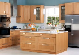 أفكار جميلة لتنظيم المطبخ الصغير