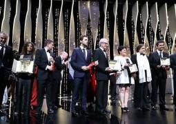 المخرج البريطاني كين لوتش يقطف جائزة السعفة الذهبية في كان ٢٠١٦