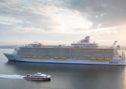 بالصور… شاهد السفينة الأكبر في العالم