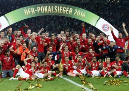 بايرن ميونيخ يحرز كأس ألمانيا ..