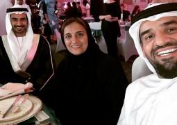 حسين الجسمي ومبادرة إنسانية جديدة