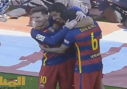 برشلونة يتوج رسمياً بلقب الدوري الإسباني