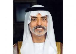 نهيان بن مبارك  آل نهيان يفتتح في الشارقة مهرجان الأدب والفن الخليجي الخامس