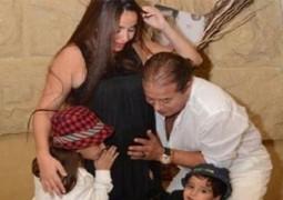 بعد وفاته بأسبوع.. زوجة الفنان الراحل وائل نور تضع مولودها
