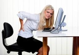نصائح للجلوس الصحيح أمام الكومبيوتر