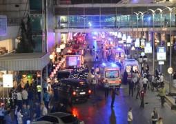 عشرات القتلى والجرحى في تفجيرات بمطار اسطمبول الدولي