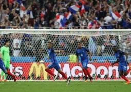 فرنسا تفوز في أرضها على رومانيا في إفتتاحية كأس أمم أوروبا