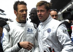 براد بيت وجاكي شان يطلقان النسخة 84 من سباق لومان 24 للسيارات