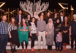 آيريس ميديا تحتفي بموظفيها في حفل افطار رمضاني بقصر الامارات