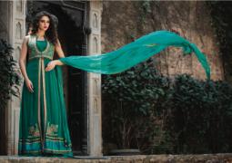 أناقة من طراز رفيع دار شالكي تقدم مجموعتها الجديدة لربيع وصيف 2016