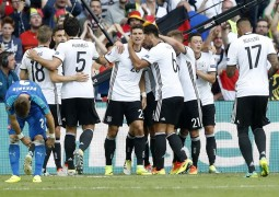 ألمانيا تكتسح سلوفاكيا بثلاثية وتتأهل لدور الثمانية في يورو 2016