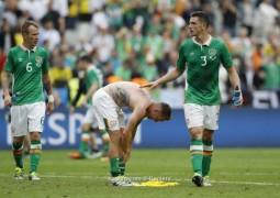 أيرلندا  تتعادل مع السويد
