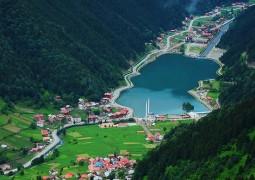 عجائب الطبيعة في منطقة البحر الأسود شمال تركيا