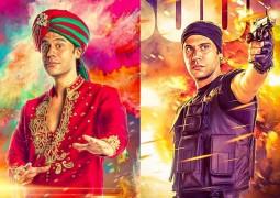 فيلم «جحيم في الهند» في سينمات الخليج الخميس المقبل