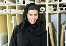 فندق جنة برج السراب في ابوظبي يحتضن معرض التشكيلية الاماراتية بدور آل علي