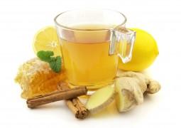 مشروب «الزنجبيل بالعسل والليمون» للحصول على بطن مسطح